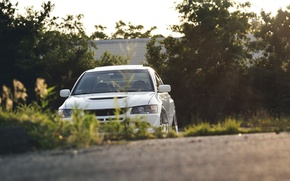 Picture car, Tuning, mitsubishi, tuning, lancer, Lancer, stance, Evolution, Mitsubishi, EVO 9