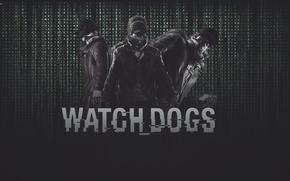 Picture Cloak, Watch Dogs, Aiden Pierce, Aiden Pearce, Watchdogs