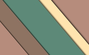 Picture green, strip, brown, design, beige, color, material