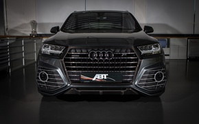 Wallpaper ABBOT, black, Black, Audi, face, Audi