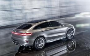 Picture Mercedes-Benz, SUV, 2014, Concept Coupe