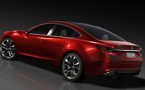 Picture Concept, Mazda, hatchback, Takeri