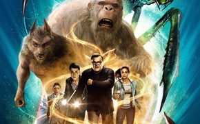 Picture cinema, sake, girl, fantasy, magic, man, boy, hybrid, movie, wolf, fang, book, film, pumpkin, suit, …