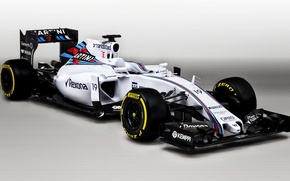 Picture formula 1, Williams, 2015, FW37