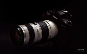 Picture the camera, lens, Canon, EOS-1D X, Canon EF 70-200mm F2.8L