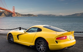 Picture car, Dodge, Viper, SRT-10