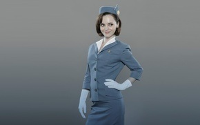 Picture form, the series, stewardess, Pan Am, Christina Ricci
