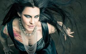 Picture Hot, Sexy, Boobs, Nightwish, Floor Jansen, Symphonic metal