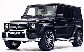 Picture turbo, mercedes, g-classe