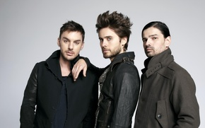 Wallpaper Jared Leto, 30 seconds to mars, Mars
