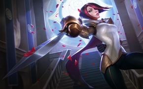 Picture League of Legends, lol, Fiora