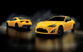 Picture Toyota, Toyota, 2015, Yellow Limited Aero Package, 86 GT