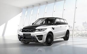 Picture car, tuning, jeep, SUV, Range Rover, tuning, rechange, Sport, Larte Design