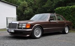 Picture mercedes-benz, sedan, w126 560 sel