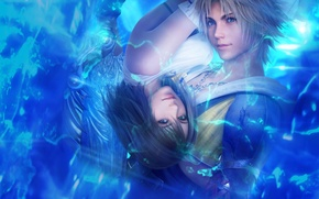 Picture Yuna, Final Fantasy X, Tidus, Final Fantasy X