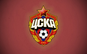 Picture Wallpaper, football, club, CSKA