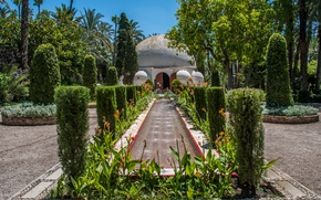 Picture Garden, Park, Spain, Park, Spain, Seville, Garden, Sevilla