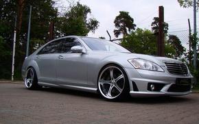 Picture Mercedes-Benz, Mercedes, MEC Design, AMG, Benz, 2014, S 550, W221