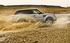 Picture Land Rover, Range Rover, test drive