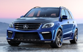 Picture Mercedes, Inferno, Top Car, ML 63AMG