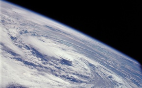 Picture planet, Clouds, the atmosphere
