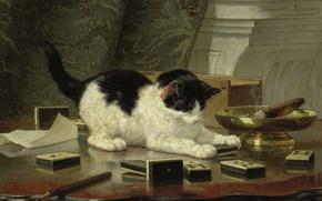 Picture Cats, romanticism, Henriëtte Ronner-Knip