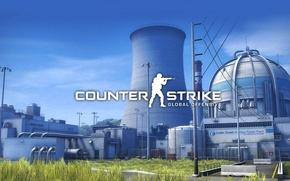 Picture Valve, CS GO, Counter Strike Global Offensive, Map 2016, Nuke, Cedar Creek Nuclear Power Plant, …