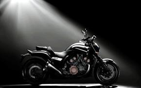 Picture Motorcycle, Yamaha, Moto