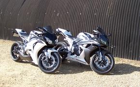 Wallpaper motorcycles, honda, Honda, cbr 1000 rr, cbr 600 rr