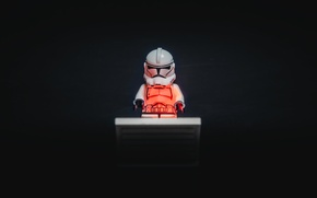 Picture toy, Star wars, stormtrooper, uniform