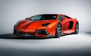 Picture supercar, lamborghini, coupe, roadster, aventador, Lamborghini, aventador, lp-700-4, 2015