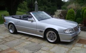 Picture Mercedes-Benz, r129