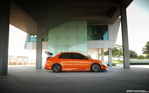 Picture Car, Evolution, Wallpapers, Tuning, Mitsubishi Lancer, SPEEDHUNTERS