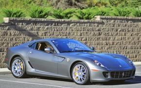 Picture Ferrari, Fiorano, GTB, 599