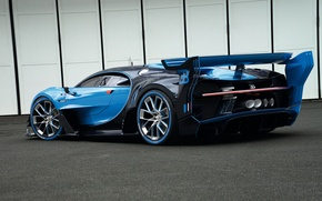 Picture Bugatti, Vision, Bugatti, Gran Turismo, Gran Turismo, 2015
