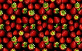Wallpaper summer, berries, strawberry