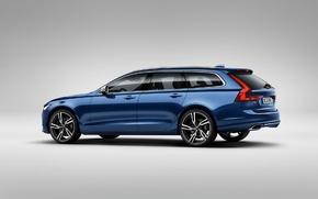 Picture Volvo, universal, S90, RDesign