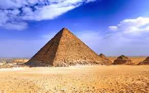 Wallpaper widescreen, architecture, ancient, pyramid, Egypt, Wallpaper, the world, Egypt, heritage, landscape