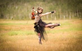 Picture glade, Lindsey Stirling, violin, Lindsey Stirling, violin