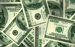 Wallpaper dollars, currency, money, Benjamin Franklin, Benjamin Franklin