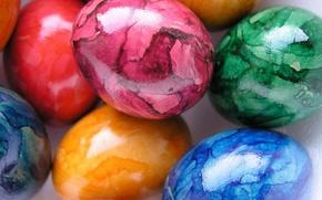 Wallpaper Easter, eggs, gold, socket