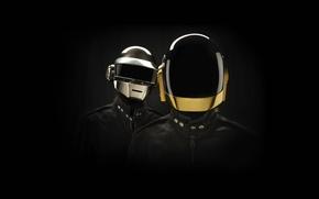 Picture music, Daft Punk, Elektronik