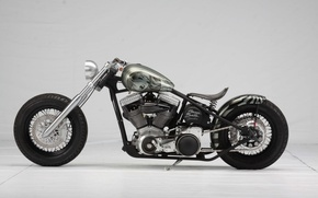 Picture bike, Orange County Choppers, exclusive