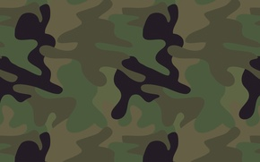 Picture texture, camouflage, khaki