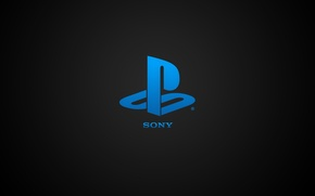 Picture Logo, Hi-Tech, PS4, Sony, Console, Sony Playstation, Playstation 4