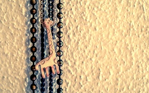 Picture background, widescreen, Wallpaper, giraffe, pendant, beads, wallpaper, decoration, different, widescreen, background, suspension, full screen, HD ...