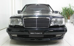 Picture mercedes-benz, w124, e60, amg