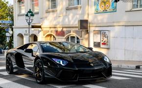 Picture Lamborghini, aventador, lp700-4