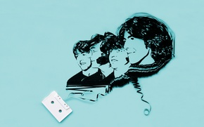 Wallpaper music, The Beatles, The Beatles, legends, Beatles