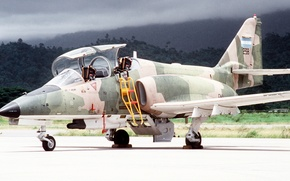 Picture CASA, C-101, Honduran Air Force, Aviojet, Air force of Honduras